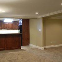 finshed basement