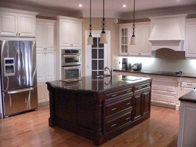 Kitchen Island with 2nd sink, kitchen renovation